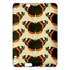 Butterfly Butterflies Insects Kindle Fire Hdx Hardshell Case by Celenk