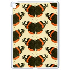 Butterfly Butterflies Insects Apple Ipad Pro 9 7   White Seamless Case by Celenk