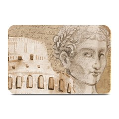 Colosseum Rome Caesar Background Plate Mats by Celenk