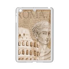 Colosseum Rome Caesar Background Ipad Mini 2 Enamel Coated Cases by Celenk