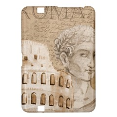 Colosseum Rome Caesar Background Kindle Fire Hd 8 9  by Celenk