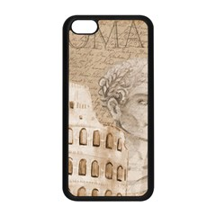 Colosseum Rome Caesar Background Apple Iphone 5c Seamless Case (black) by Celenk