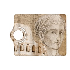 Colosseum Rome Caesar Background Kindle Fire Hd (2013) Flip 360 Case by Celenk