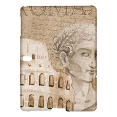 Colosseum Rome Caesar Background Samsung Galaxy Tab S (10 5 ) Hardshell Case  by Celenk
