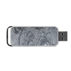Abstract Art Decoration Design Portable Usb Flash (two Sides) by Celenk