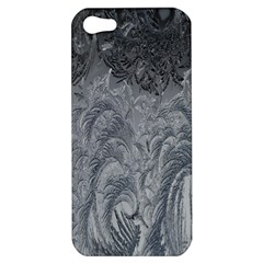 Abstract Art Decoration Design Apple Iphone 5 Hardshell Case by Celenk
