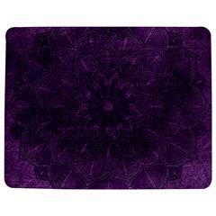 Background Purple Mandala Lilac Jigsaw Puzzle Photo Stand (rectangular) by Celenk