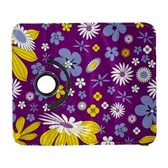 Floral Flowers Galaxy S3 (flip/folio) by Celenk