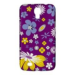 Floral Flowers Samsung Galaxy Mega 6 3  I9200 Hardshell Case by Celenk