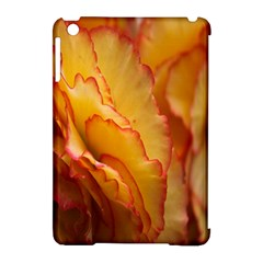 Flowers Leaves Leaf Floral Summer Apple Ipad Mini Hardshell Case (compatible With Smart Cover) by Celenk