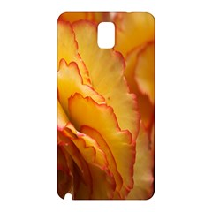 Flowers Leaves Leaf Floral Summer Samsung Galaxy Note 3 N9005 Hardshell Back Case by Celenk
