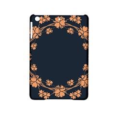 Floral Vintage Royal Frame Pattern Ipad Mini 2 Hardshell Cases by Celenk