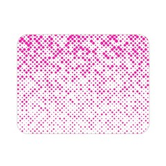Halftone Dot Background Pattern Double Sided Flano Blanket (mini)  by Celenk