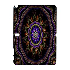 Fractal Vintage Colorful Decorative Galaxy Note 1