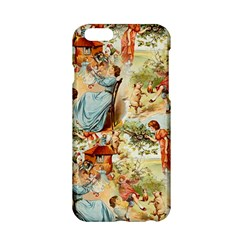 Seamless Vintage Design Apple Iphone 6/6s Hardshell Case by Celenk