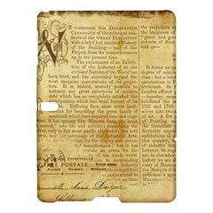 Vintage Background Paper Samsung Galaxy Tab S (10 5 ) Hardshell Case  by Celenk