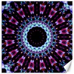 Kaleidoscope Shape Abstract Design Canvas 16  x 16   16 x16 Canvas - 1