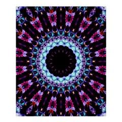 Kaleidoscope Shape Abstract Design Shower Curtain 60  X 72  (medium)  by Celenk