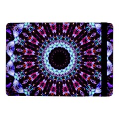 Kaleidoscope Shape Abstract Design Samsung Galaxy Tab Pro 10 1  Flip Case by Celenk