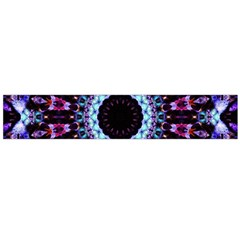 Kaleidoscope Shape Abstract Design Large Flano Scarf  by Celenk