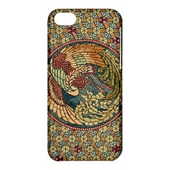 Wings Feathers Cubism Mosaic Apple Iphone 5c Hardshell Case by Celenk