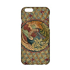 Wings Feathers Cubism Mosaic Apple Iphone 6/6s Hardshell Case by Celenk