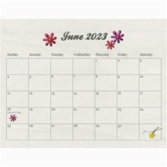 18 Month Calendar/family Jun 2021
