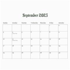 Love/purple/mother/family  Photo Calendar (12 Months) By Mikki   Wall Calendar 11  X 8 5  (12 Months)   L8g049vi881a   Www Artscow Com Sep 2019