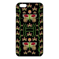 Roses In The Soft Hands Makes A Smile Pop Art Iphone 6 Plus/6s Plus Tpu Case