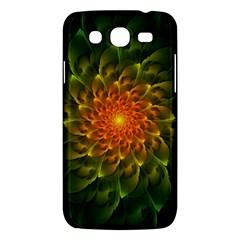 Beautiful Orange Green Desert Cactus Fractalspiral Samsung Galaxy Mega 5 8 I9152 Hardshell Case