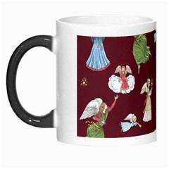 Christmas Angels  Morph Mugs by Valentinaart