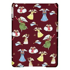 Christmas Angels  Ipad Air Hardshell Cases by Valentinaart