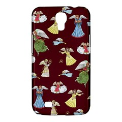 Christmas Angels  Samsung Galaxy Mega 6 3  I9200 Hardshell Case by Valentinaart