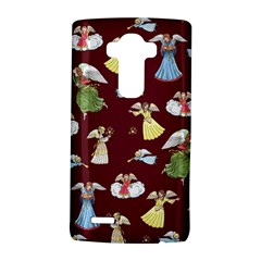 Christmas Angels  Lg G4 Hardshell Case by Valentinaart