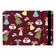 Christmas Angels  Apple Ipad Pro 10 5   Flip Case by Valentinaart