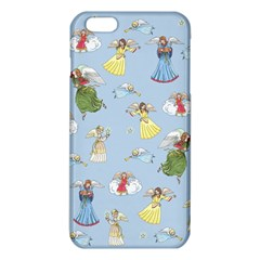 Christmas Angels  Iphone 6 Plus/6s Plus Tpu Case by Valentinaart