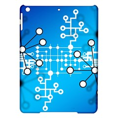 Block Chain Data Records Concept Ipad Air Hardshell Cases by Celenk