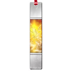 Christmas Candles Christmas Card Large Book Marks by Celenk