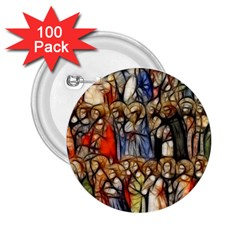 All Saints Christian Holy Faith 2 25  Buttons (100 Pack)  by Celenk