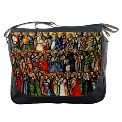 All Saints Christian Holy Faith Messenger Bags by Celenk