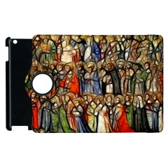 All Saints Christian Holy Faith Apple Ipad 2 Flip 360 Case by Celenk
