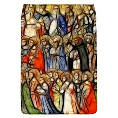 All Saints Christian Holy Faith Flap Covers (l)  by Celenk