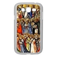 All Saints Christian Holy Faith Samsung Galaxy Grand Duos I9082 Case (white) by Celenk
