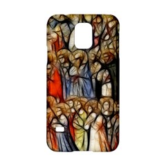 All Saints Christian Holy Faith Samsung Galaxy S5 Hardshell Case  by Celenk