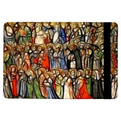 All Saints Christian Holy Faith Ipad Air Flip by Celenk