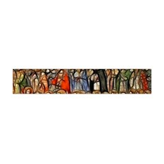 All Saints Christian Holy Faith Flano Scarf (mini) by Celenk