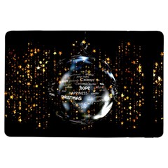 Christmas Star Ball Ipad Air Flip by Celenk