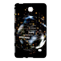 Christmas Star Ball Samsung Galaxy Tab 4 (8 ) Hardshell Case  by Celenk
