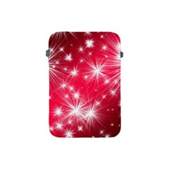 Christmas Star Advent Background Apple Ipad Mini Protective Soft Cases by Celenk