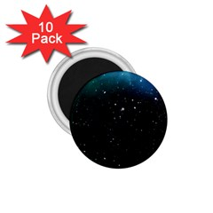 Galaxy Space Universe Astronautics 1 75  Magnets (10 Pack)  by Celenk